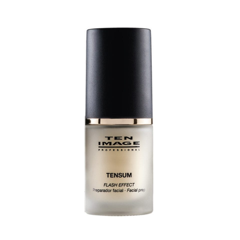 Tensum Flash Effect – Facial Prep