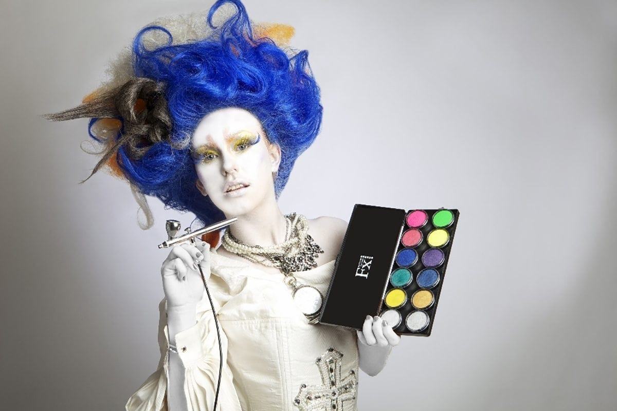 What Type Of Makeup Artist Courses Are Available - Seventa Image Academy