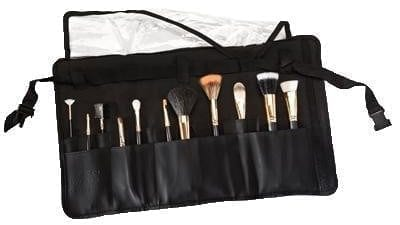 Ten Image Professional Brush Set with Brush Apron