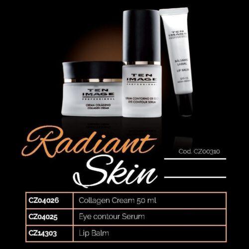 Radiant Skin Skincare Pack - Ten Image Professional