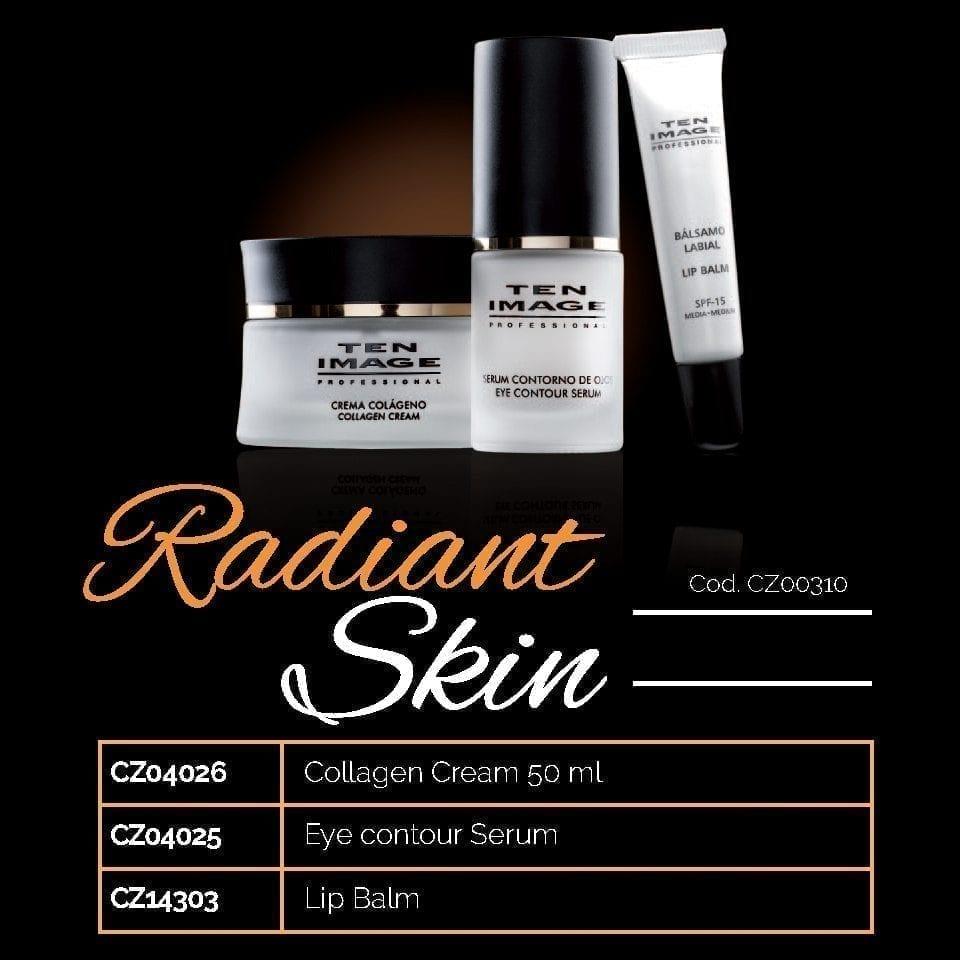 Radiant Skin Skincare Pack – Ten Image Professional