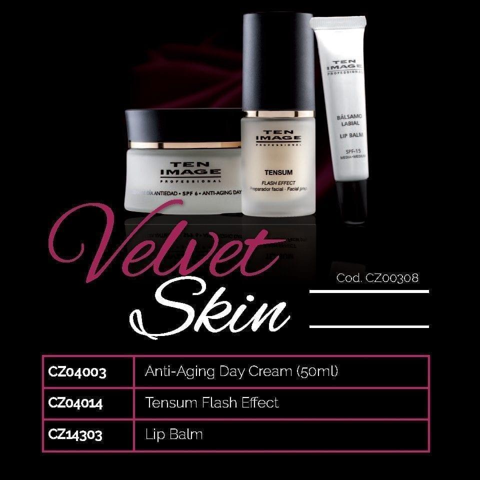 Velvet Skin Skincare Pack – Ten Image Professional