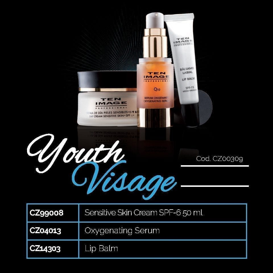 Youth Visage Skincare Pack – Ten Image Professional